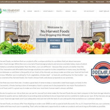 Nu Harvest Foods
